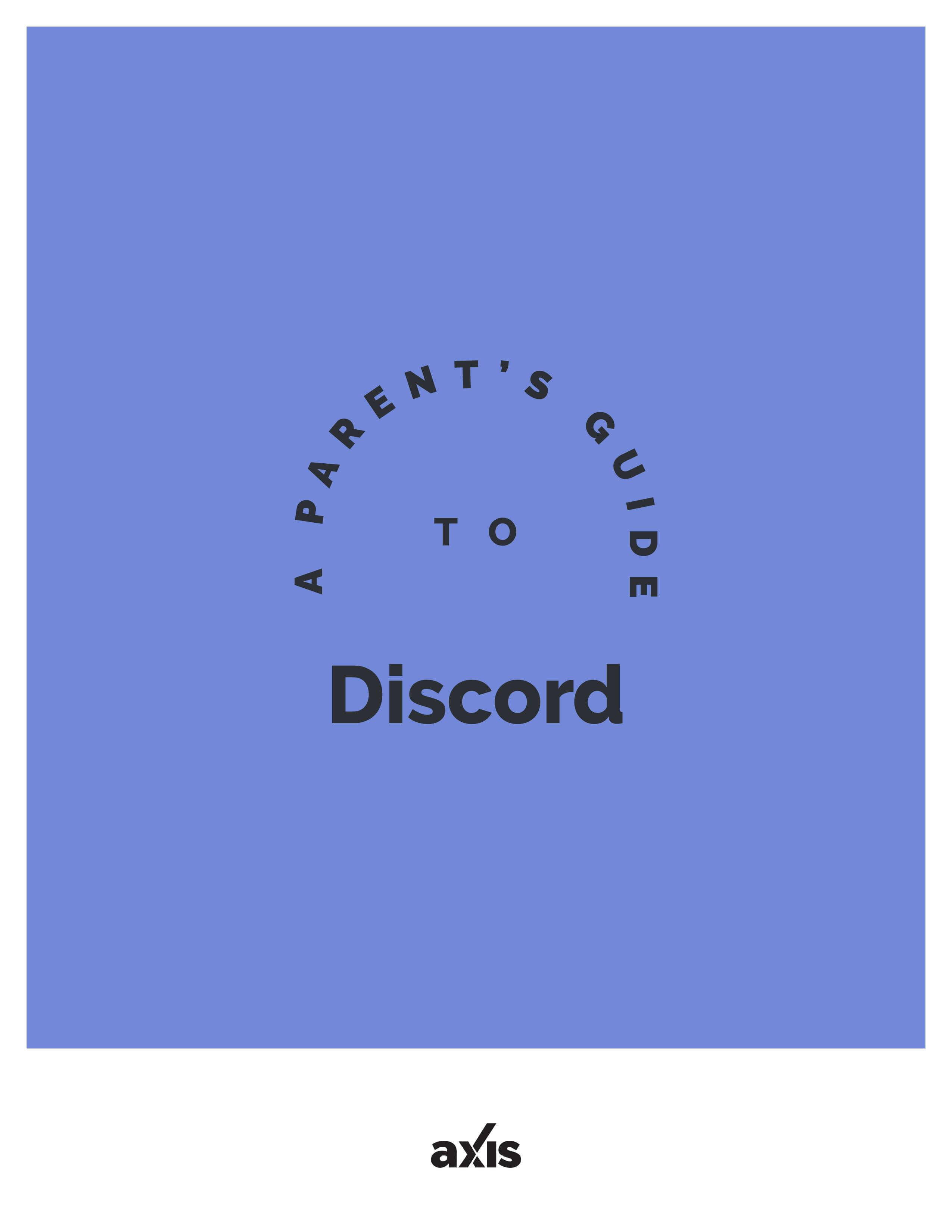 A Parent's Guide to Discord