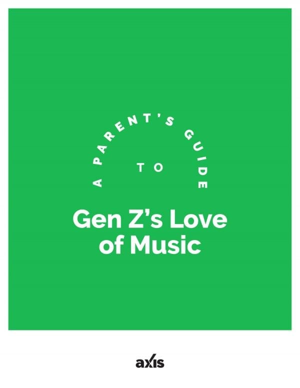 GenZ's Love of Music