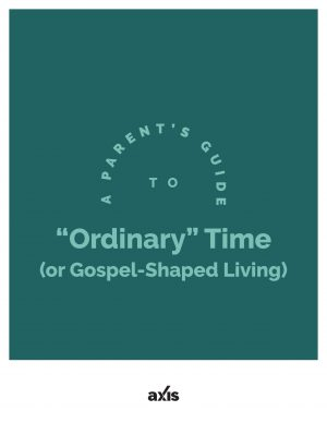 """Ordinary"" Time Guide"
