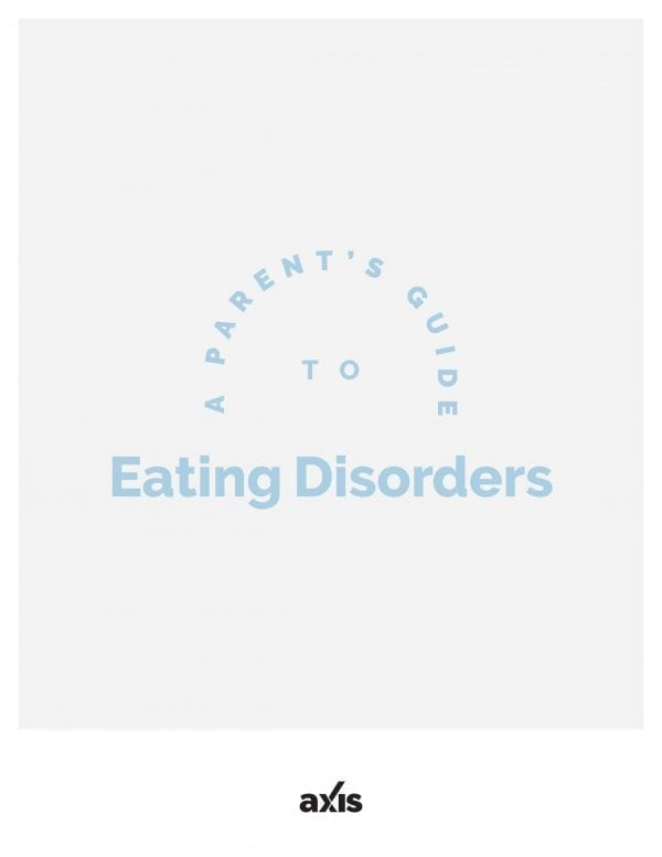 A Parent's Guide to Eating Disorders