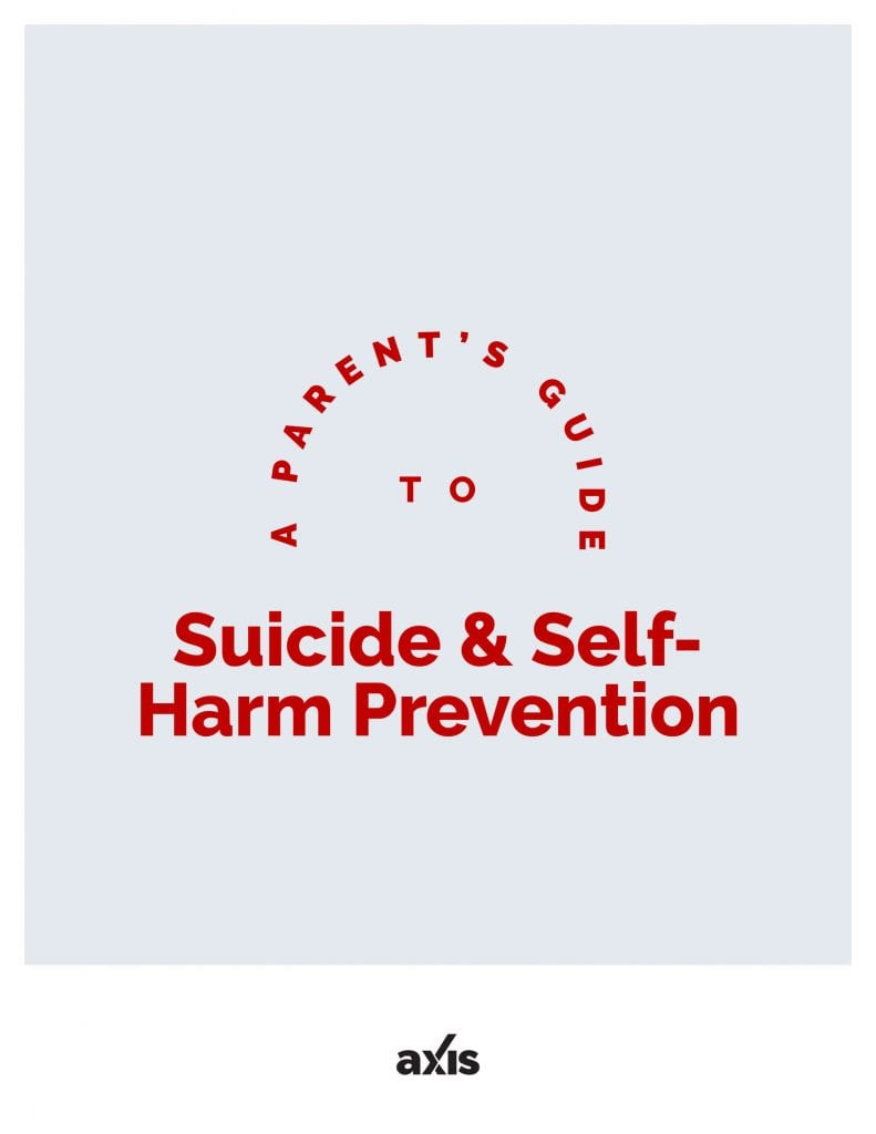 Free Parent's Guide to Suicide