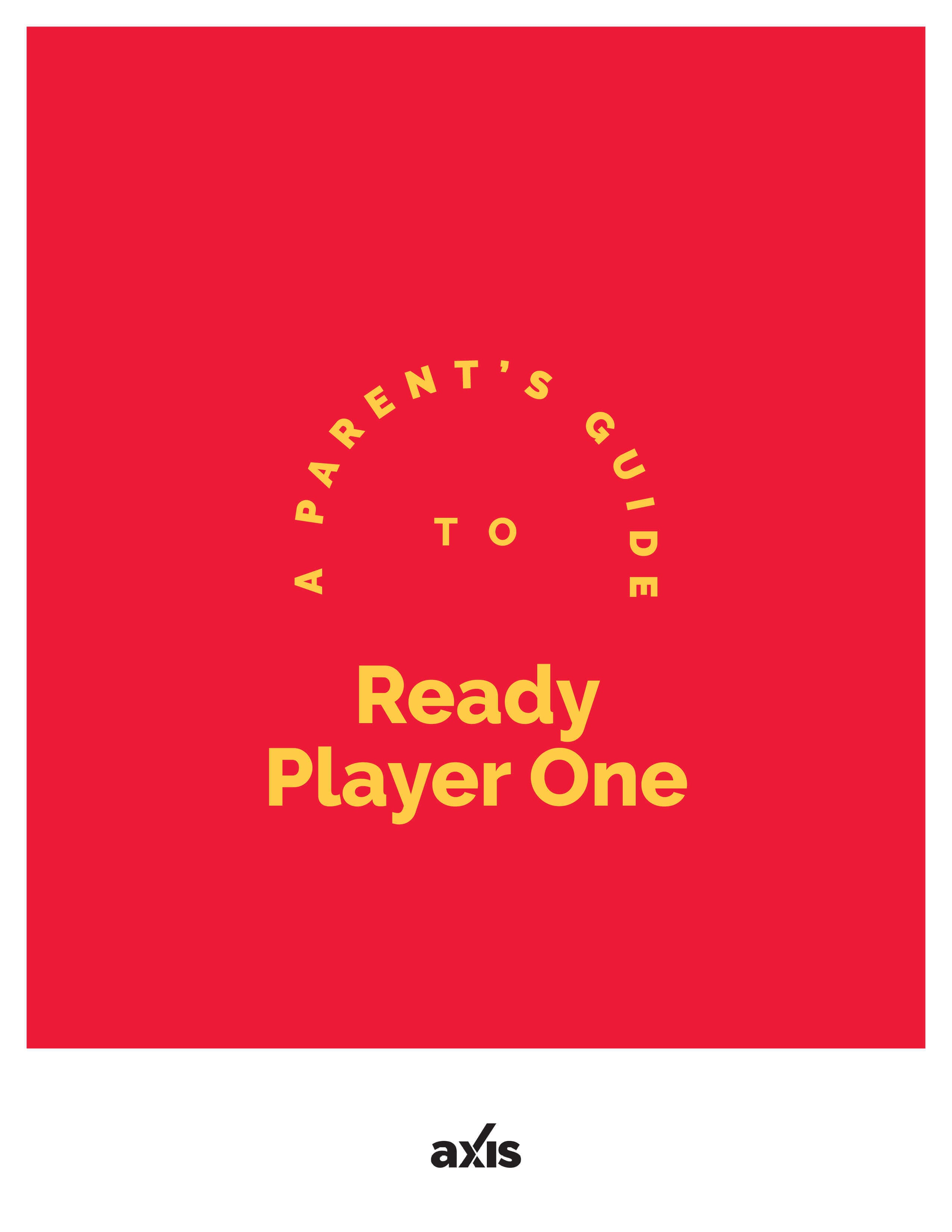 A Parent's Guide to Ready Player One