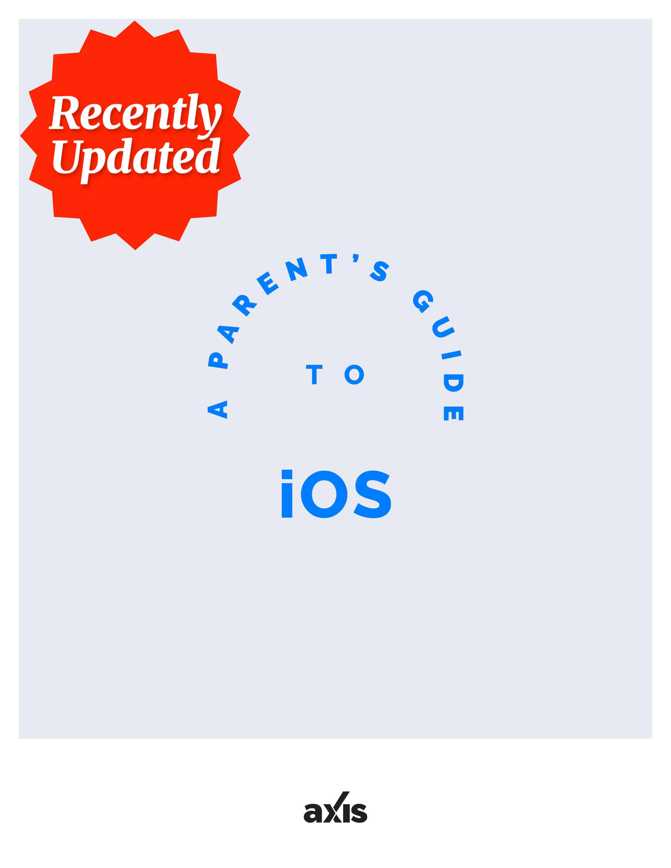 iOS Product Title