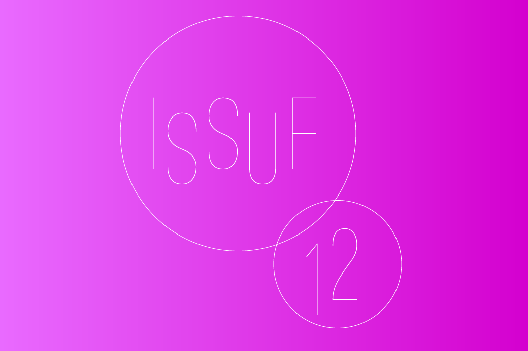 Issue 12   April 24, 2015