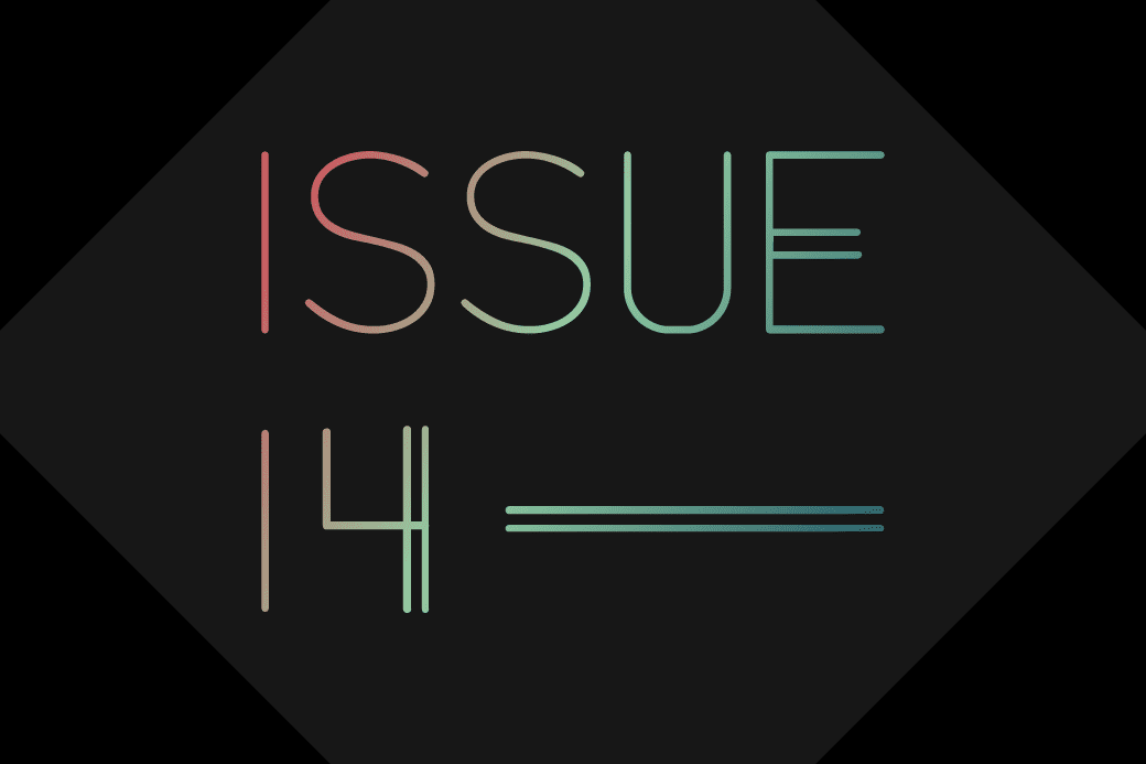 Issue 14 | May 8, 2015