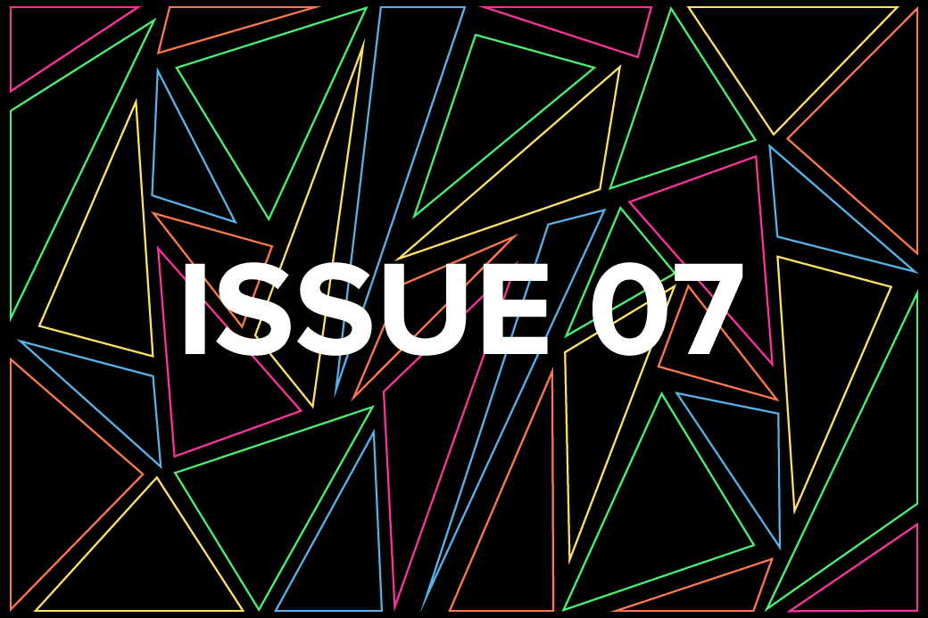Issue 07 | March 16, 2015