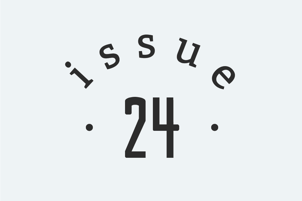 Issue 24 | July 24, 2015