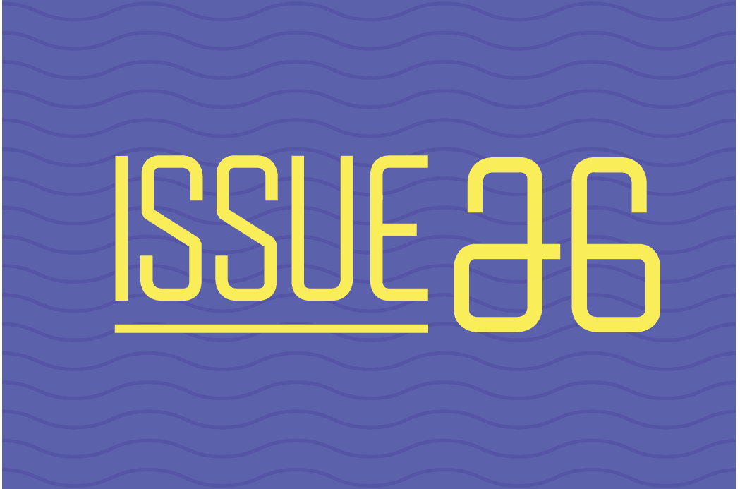 Issue 26 | August 7, 2015
