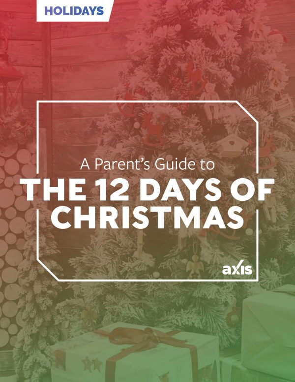 12 Days of Christmas Guide