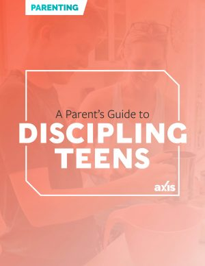 Discipling Teenagers