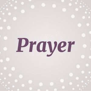 Prayer Video Kit