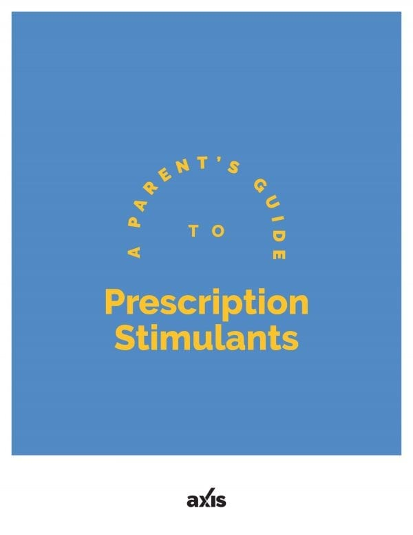 Prescription Stimulants Guide