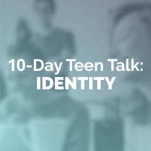 Teen Talk Suicide