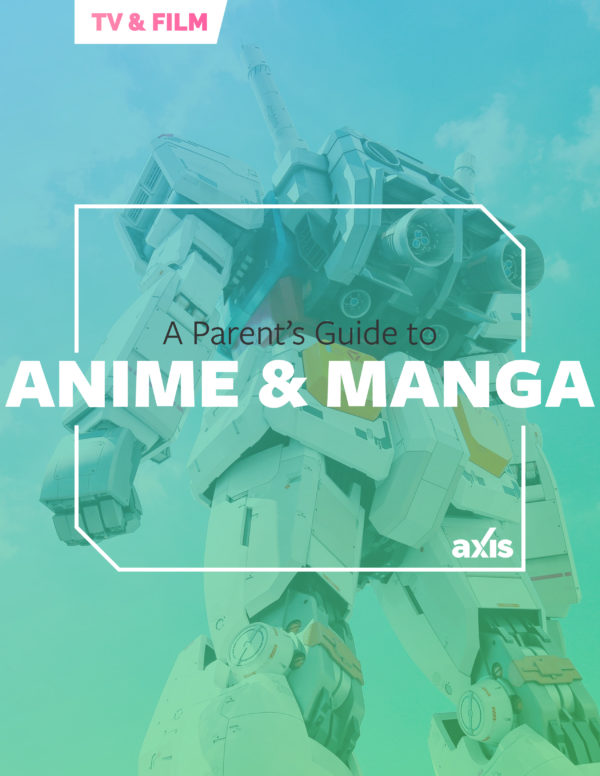 Anime & Manga Guide